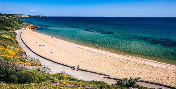 Las 5 mejores playas de Melbourne - sandringham-beach