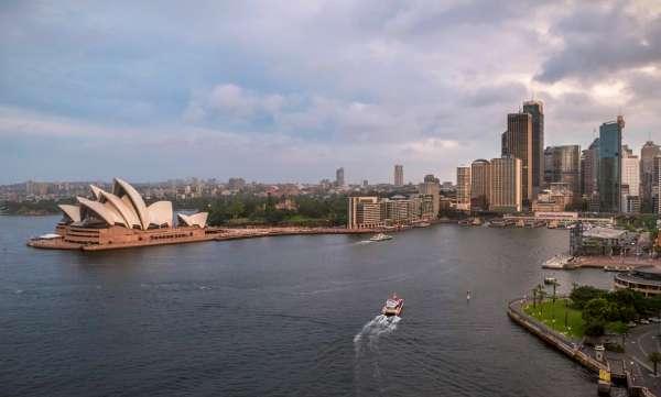 Que hacer en Sydney gratis - Harbour Bridge