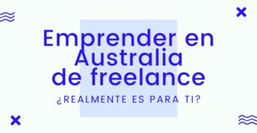 Emprender en Australia como freelance