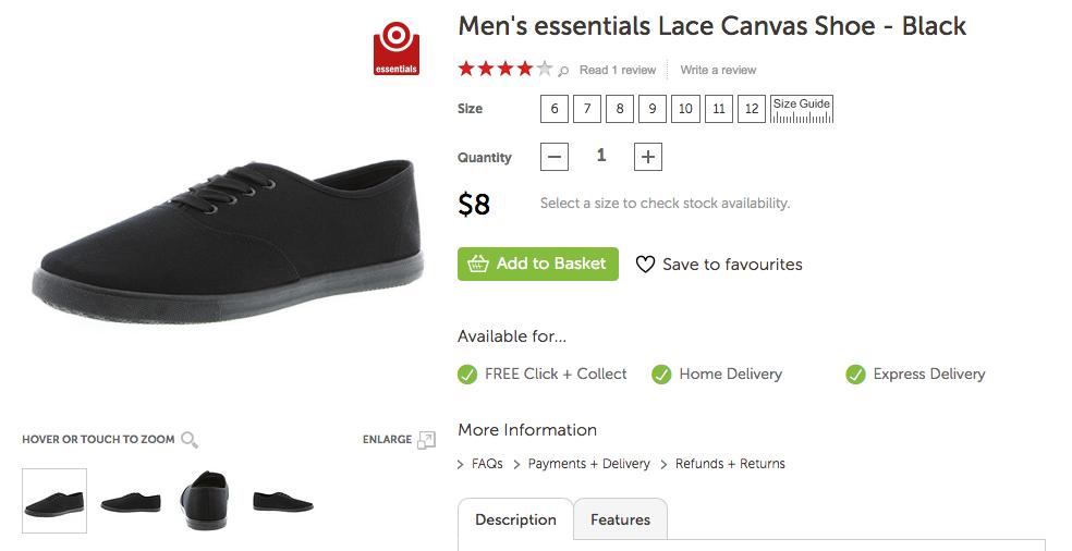 Estos son los zapatos que usan la mayoría de personas que trabajan en Hospitality