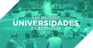 Las mejores universidades de Australia