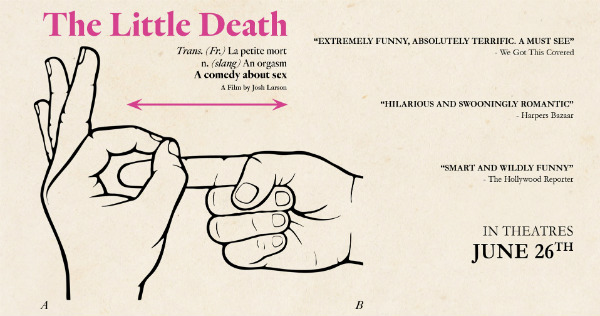 The Little Death, una película para agarrar el acento australiano