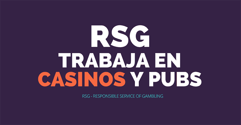 RSG Certificate Australia - Para trabajar en Casinos