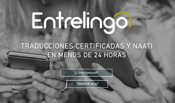 La nueva era de las traducciones con Entrelingo