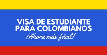 Visa a Australia para colombianos
