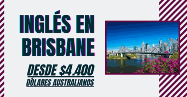 Curso de Inglés en Australia - Brisbane - 5 meses