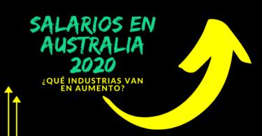 Salarios en Australia 2020