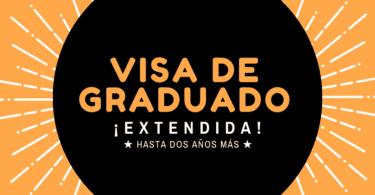Visa de Graduado en Australia Extendida
