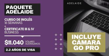 Curso de ingles en Australia - Curso VET - Certificate Business
