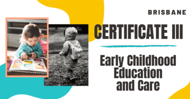 Cursos VET en Australia - Certificate III in Early Childhood Education and Care