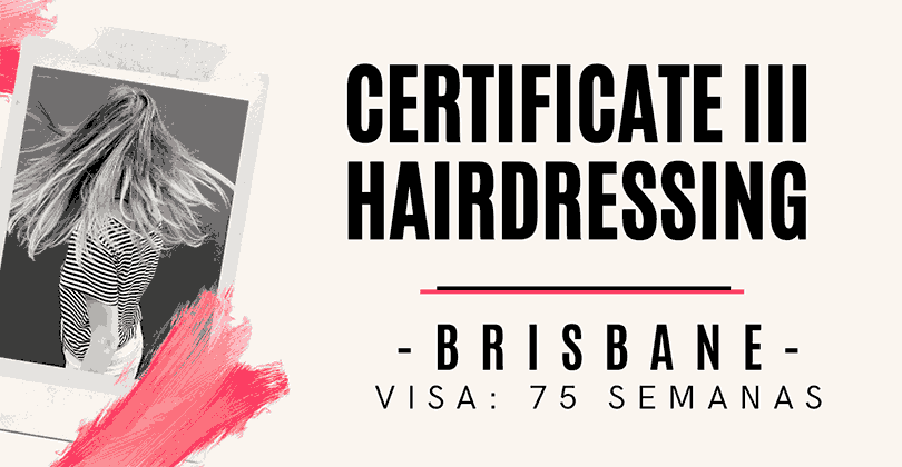Cursos VET en Australia - Peluqeria - Certificate III in Hairdressing
