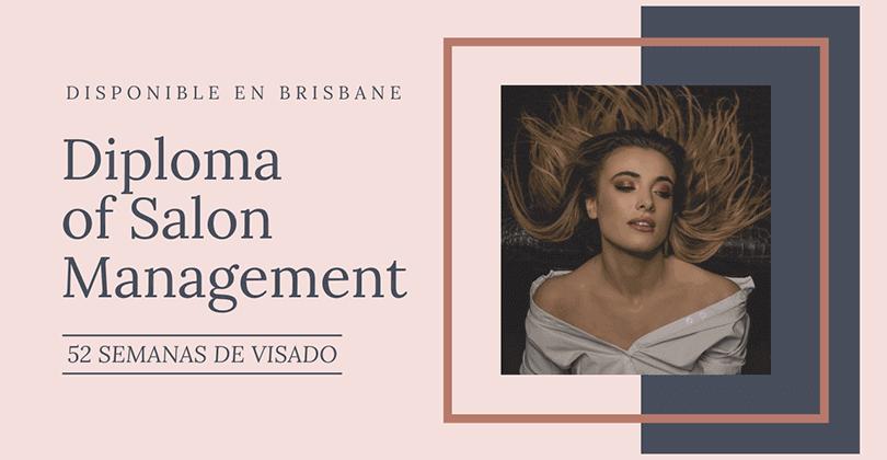 Cursos VET en Brisbane - Diploma of Salon Management