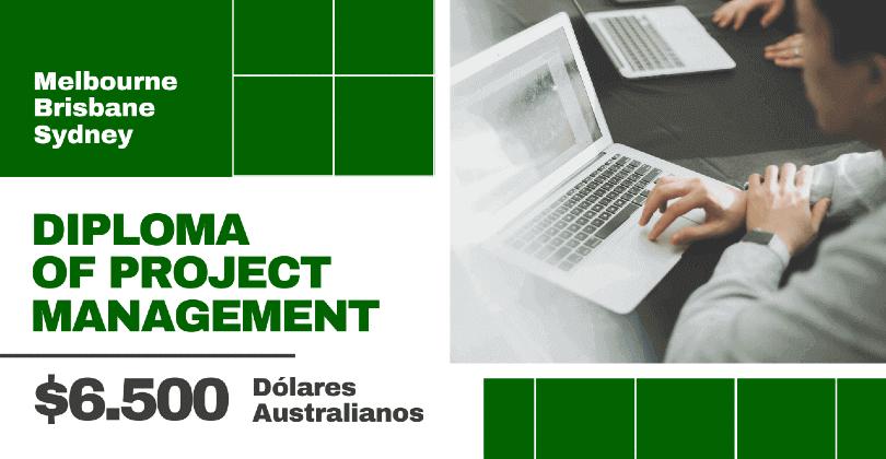 Cursos VET en Melbourne - Diploma of Project Management