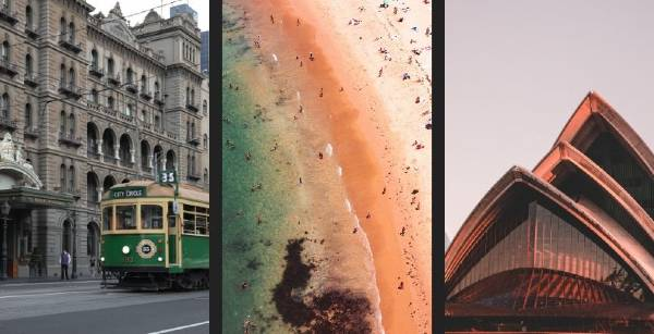 Ciudades para irse a vivir en Australia