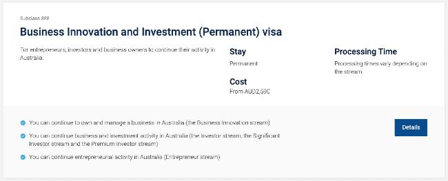 Como irse a vivir en Australia -  Visa Finder Preview
